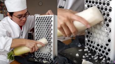 187萬元的 Mac Pro磨泥器…沒有泥出來,削到一半還會卡住