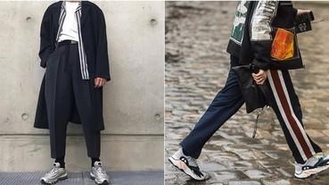 〔春日輕造型〕窄管褲已退流行?!這三種九分寬褲才是時下穿搭高手的最愛