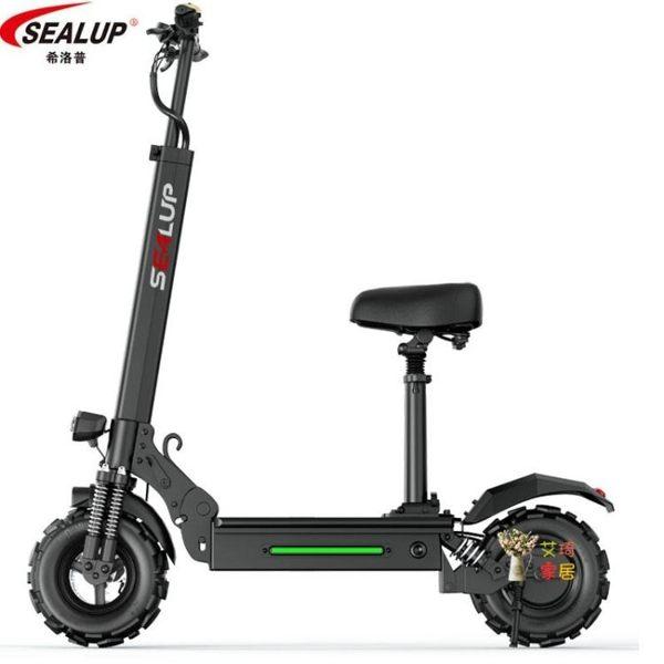 電動滑板車成人代駕代步迷你電動車鋰電池小型電瓶車