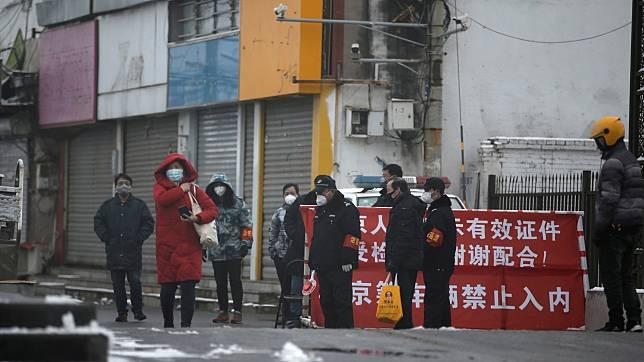 Jejak Virus Corona Eropa di Pasar Beijing
