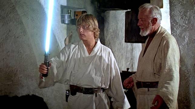 Lightsaber di 'Star Wars'. (Foto: Star Wars)