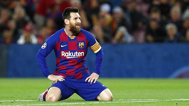 Messi Bisa Tinggalkan Barcelona pada Musim Panas Mendatang