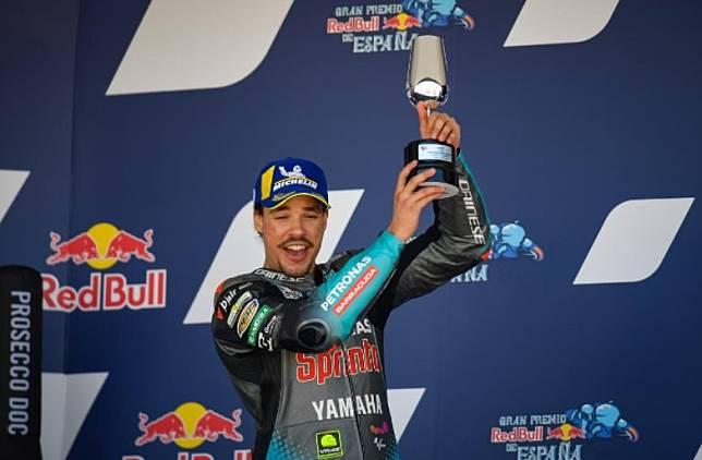 Finis Tiga Besar di MotoGP Spanyol 2021, Morbidelli Ingin Nikmati Proses
