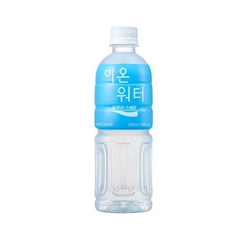 [韓國直送][POCARI SWEAT 寶礦力水得] 離子水 ION WATER 500ml