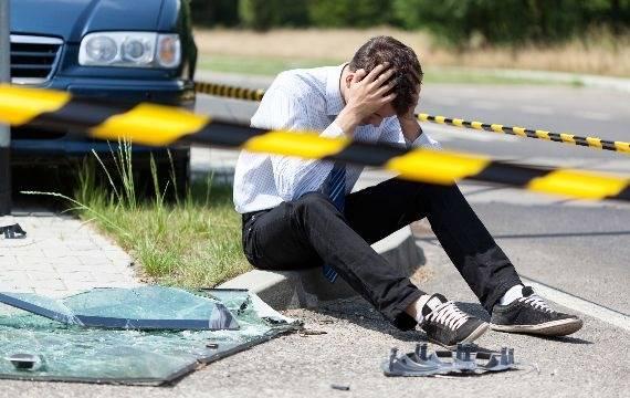 車禍受傷沒有當天就醫,和解時對方可能不認帳!