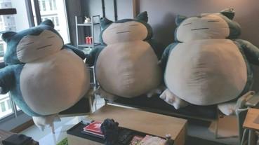 新加坡網友買了三隻卡比獸當生日禮物驚喜 老婆氣到快離家出走!