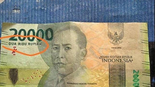 Viral Pedagang Manisan Ditipu Pembeli, Nekat Bayar Pakai Uang Rp 2000 Ditambah Satu Angka Nol