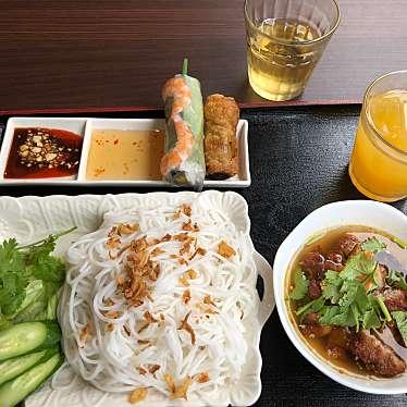実際訪問したユーザーが直接撮影して投稿した百人町ベトナム料理センホンベトナム料理の写真