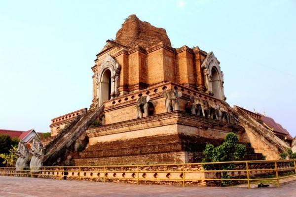 5 Kuil Suci yang Wajib Dikunjungi di Chiang Mai, Thailand