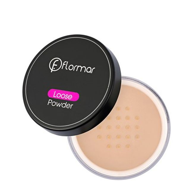 Flormar 自然裸妝控油蜜粉003自然18g[flormar_taiwan]