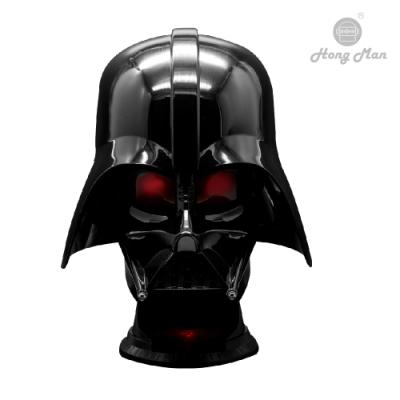 高度還原電影原型 絕地武士 1:1大小製作 復刻電影角色 Darth Vader 黑武士 暗黑勢力反派者 開機專屬音效 紅色LED開機指示燈
