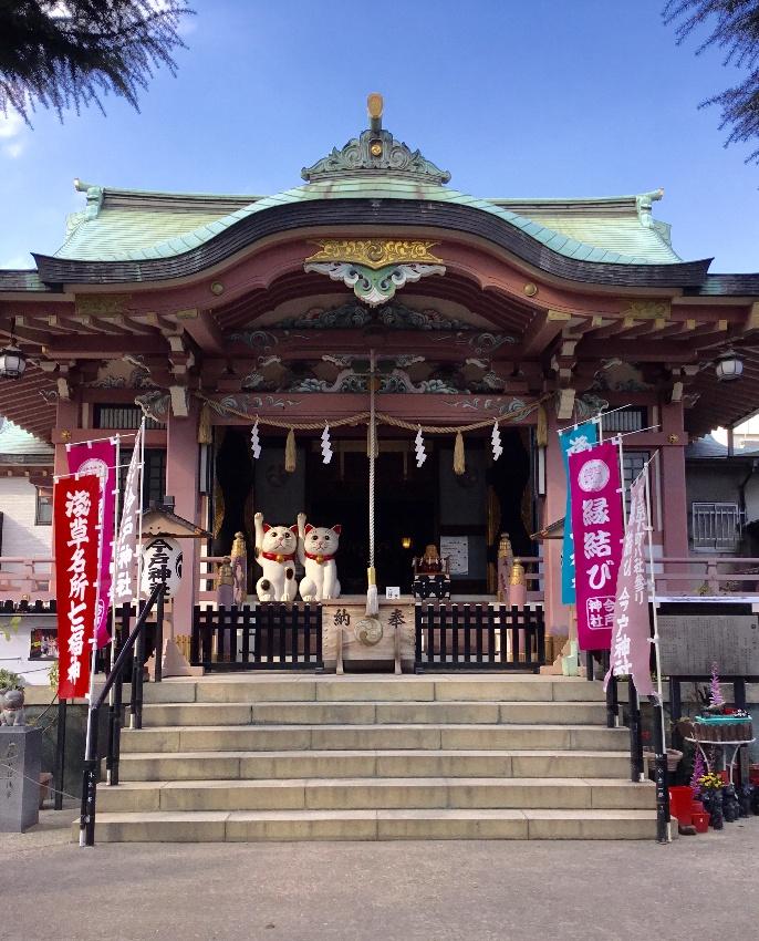 戀愛神社 東京031