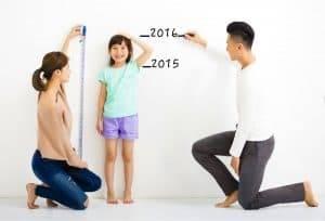 小孩未來會長多高?身高可以這樣算