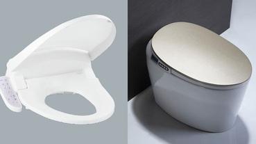 日本人為何都用免治馬桶?如何安裝、怎麼用、屁屁清潔等疑惑一次解謎!