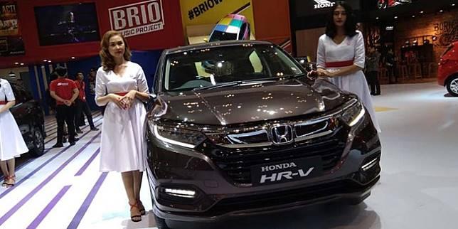 Honda HR-V 1.5E SE (Otosia.com/Nazarudin Ray)