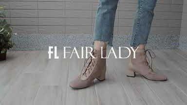 20AW 極簡美_ 時尚靴 完美絲絨系列