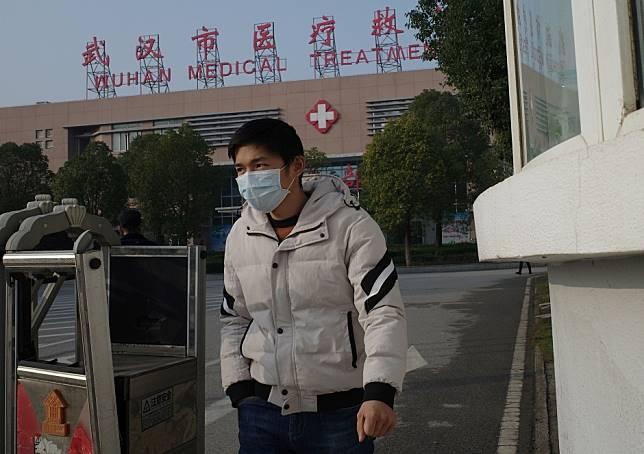 China reports another death from Wuhan virus, infections spread to other cities