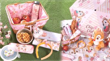 2020迪士尼「櫻花季 粉紅野餐派對」!超粉嫩迪士尼野餐組合,每場限定100名