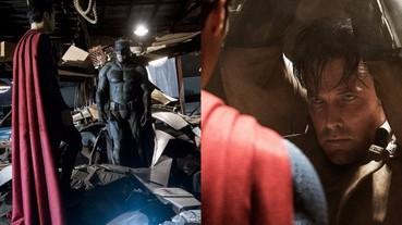 不再照搬 DC 漫畫情節!班艾佛列克宣布:新《蝙蝠俠》電影將會是原創故事!