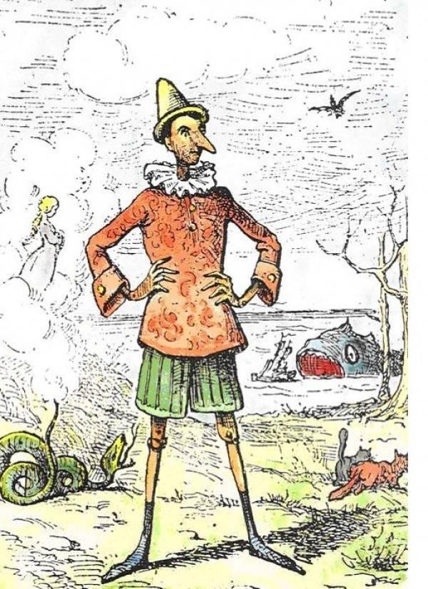 7 Fakta Tersembunyi Cerita Dongeng Dunia Pinokio Hingga Cinderella