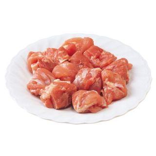 海養鶏もも肉角切り味付唐揚・鍋用(タイ産鶏肉使用)