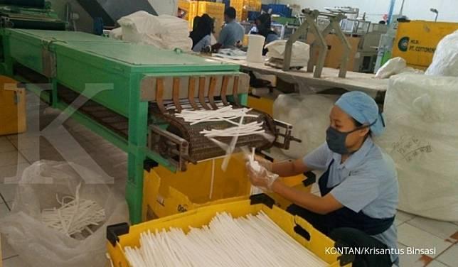 Ada Pandemi Cottonindo Ariesta Kpas Prediksi Penjualan Tahun Ini Turun 25 Kontan Co Id Line Today