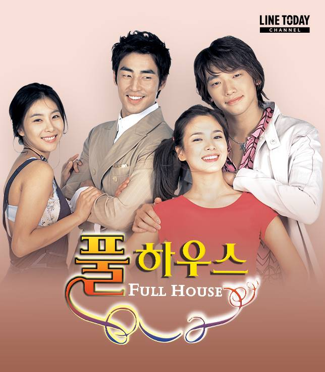 K Drama Full House Subtitle Indonesia Ep 1 16