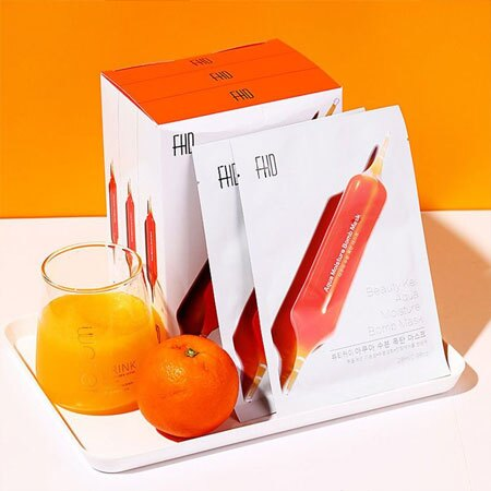 韓國 FHD 血橙面膜 (30片/盒) 28mlx30 大份量 面膜 小紅書推薦【N600846】。美容與彩妝人氣店家EZMORE購物網的臉部清潔保養、面膜 | 眼膜有最棒的商品。快到日本NO.1的R