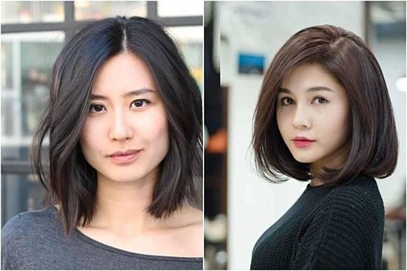 7 Model Rambut Mengembang Sesuai Untuk Wajah Bulat Agar Terlihat Seksi Womantalk Com Line Today