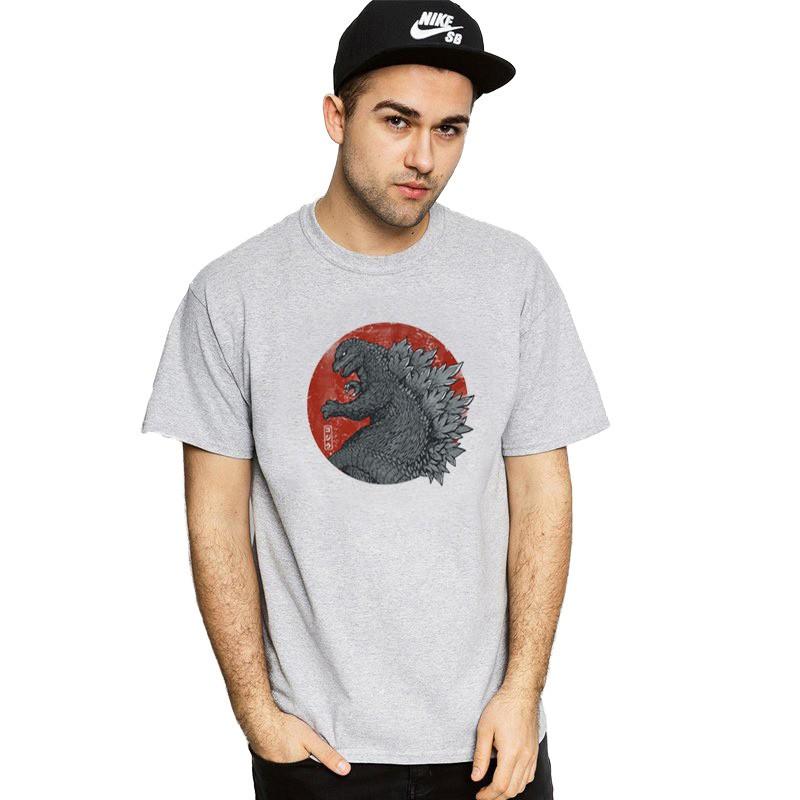 【快速出貨】TOKYO KAIJU 短袖T恤 4色 日本 酷斯拉 哥吉拉 GODZILLA 浮世繪 藝妓