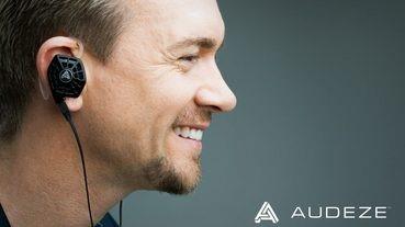 另類選擇 Audeze 首款場極式平面入耳耳機