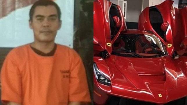 Petani asal Sidrap punya Ferrari