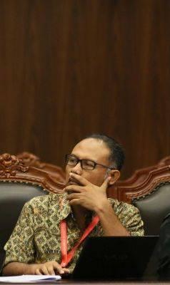 Ketua Tim Hukum Prabowo-Sandiaga Bambang Widjojanto