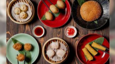 飯店餐廳轉型 港點、泰式料理吃到飽