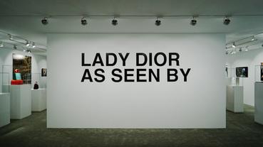 起點現場 /「LADY Dior AS SEEN BY 」巡迴藝術展台北站開幕