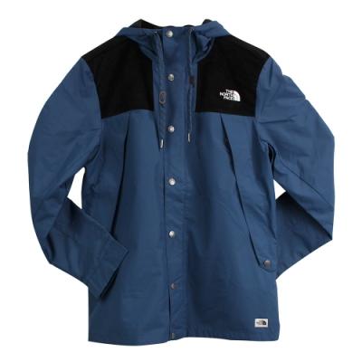 品牌: TNF 型號:NF0A3VTZHDC1 品名: WIND JACKET 配色: 藍色 特點: 防風 外套