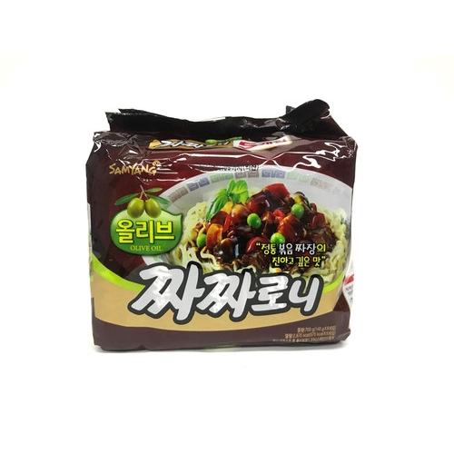 [三養] 炒炸醬麵(140g*5) 700g [韓國直送]