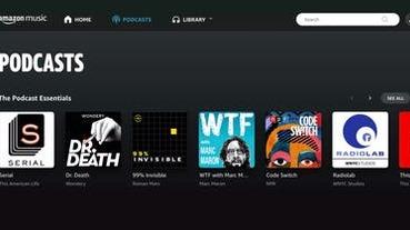 再與 Spotify 槓上!Amazon Music 正式推出 Podcast