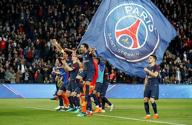 PSG dan Manchester City, Serupa tapi Tak Sama