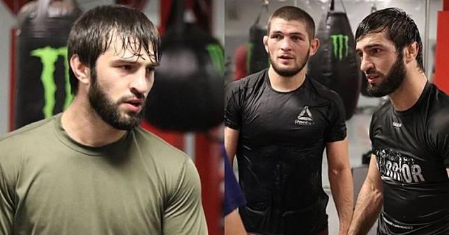 10 Potret Zubaira Tukhugov, Atlet Tampan Rusia yang Serang McGregor