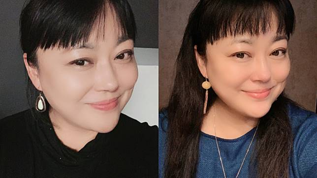 李菁菁曾演出《愛情萬萬歲》、《憨媳當家》、《金婚》等電視劇。圖/翻攝自演員李菁菁微博