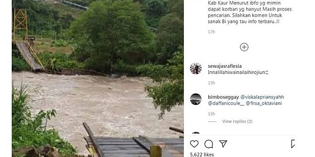 Dok. Instagram @bengkuluinfo