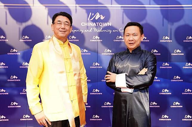 """""""แอมไชน่าทาวน์"""" มิกซ์ยูส Modern Chinese  ตั้งเป้าแลนด์มาร์คแห่งใหม่บนถนนเยาวราช"""
