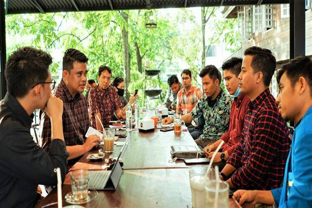 Kelompok Cipayung Medan dan Bobby Nasution Bertemu, Ada Apa?