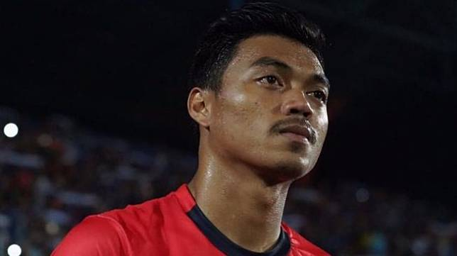 Bek Sayap Persija Jakarta Alfath Fathier (dok. Persija).