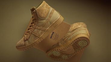 新聞分享 / 綁不綁鞋帶都可以 Sasquatchfabrix. x ASICS Tiger GEL-PTG MT