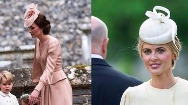 從皇室親戚的婚禮,看出英國女性的帽子時尚與運用~