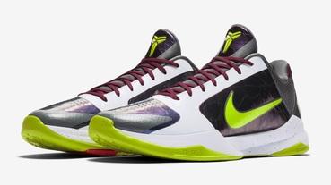 新聞分享 / 球鞋圈的「小丑」歸位 Nike Kobe 5 Protro 'Chaos' 實鞋照曝光