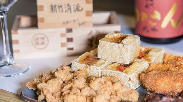 【新竹-東門市場美食系列之五】阿平臭豆腐,不是只有臭豆腐厲害的臭豆腐店