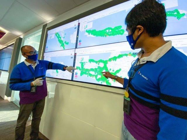 Lebaran di Tengah Pandemi Korona, Trafik Data XL Axiata Naik 25 Persen